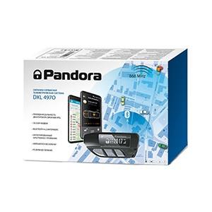 Сигнализация Пандора DXL 4970
