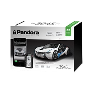 Пандора DXL 3945