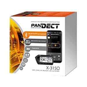 Сигнализация Пандект X 3150