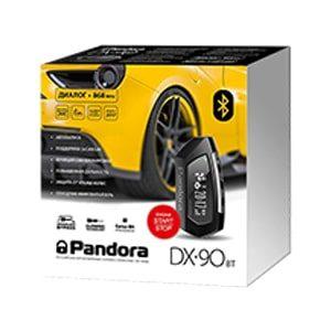 Пандора DX 90 BT