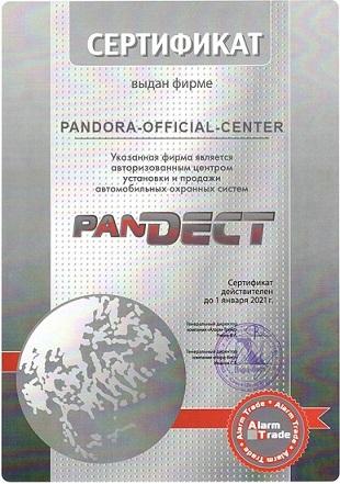 Официальный сайт Пандект